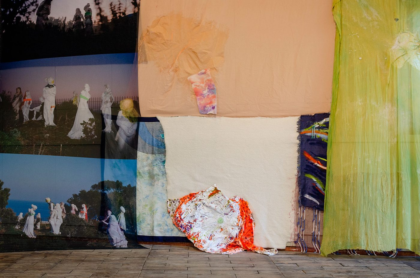 Rosa Tharrats |Bombon Projects